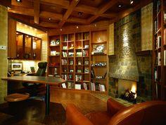 Modern | Home Offices | Randy Weinstein : Designer Portfolio : HGTV - Home & Garden Television