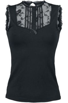 Victorian Lace Top by Vive Maria (Vintage Top My Style)