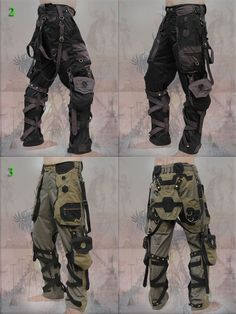 Orgone pants - neo cyber techno forest cyberpunk rave checklist hacks products tips box camping camping campers caravans trailers travel trailers Mode Cyberpunk, Cyberpunk Fashion, Tactical Pants, Tactical Clothing, Apocalyptic Fashion, Black Canvas, Canvas 5, Survival Gear, Purple And Black