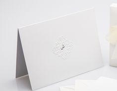 Arabic Monogram Cards - Beautiful set
