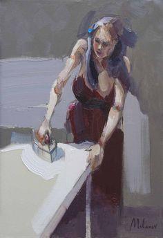 Stojan Milanov, 1963 | Abstract/Impressionist painter | Tutt'Art@ | Pittura * Scultura * Poesia * Musica |