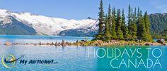 Holidays of  Canada. #travel #flights #airfare #airline #Dallas #India #airtickets #Newyork#international #myairticket #Cheapest