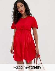 Browse online for the newest ASOS DESIGN Maternity Nursing mini wrap dress styles. Shop easier with ASOS' multiple payments and return options (Ts&Cs apply). Maternity Nursing Dress, Maternity Dresses, Asos Maternity, Mini Wrap, Midi Sundress, Mini Skater Dress, Moda Online, Wrap Dress, Short Sleeve Dresses