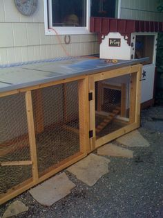 """this is more like it! good size for day, and small cozy room!  All the other coops are expensive trying to add lavish """"homes"""" that they only use to lay and sleep!"""