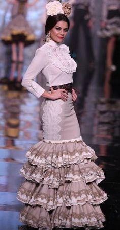 6e8861208 Las 32 mejores imágenes de vestidos de gitana en 2016 | Vestido de ...