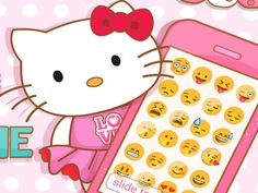 Hello Kitty Pembe Iphone - Barbieoyunlari.Gen.TR