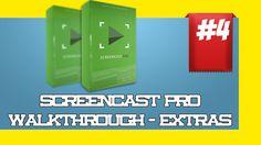 Walkthough 4: Screencast Pro Review and Bonuses Best Screencast Pro Revi...