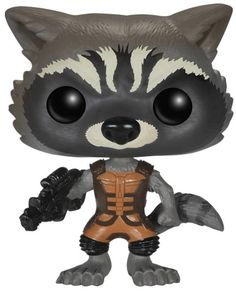 Guardians Of The Galaxy Rocket Pop! Bobble - 550 points