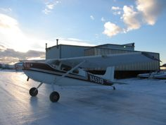 1955 Cessna 180 for sale in Alaska USA => http://www.airplanemart.com/aircraft-for-sale/Single-Engine-Piston/1955-Cessna-180/9777/
