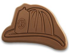 Chocolate Fire Hat