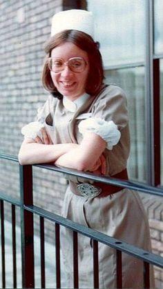 Staff Nurse, 1970s.
