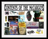 Contents of Steve McGarretts Cargo Pants    Hawaii 5-0 Alex O'Loughlin
