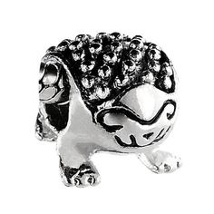 Pugster Lovely Hedgehog Animal Brands Gift Kids Jewelry Beads Fits Pandora Charm Bracelet Pugster. $8.49. Size (mm): 11.09*12.66*10.11. Metal: Metal. Weight (gram): 5.8. Color: Silver