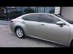 2015 Lexus ES 350 Jacksonville St Augustine Ponte Vedra Palm Valley Fernandina Beach FL PJ997