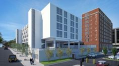Historic Chisca Hotel Nears Grand Opening as Apartments
