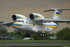 Antonov An-74TK-200VIP - Ukraine - Ministry of Internal Affairs | Aviation Photo #1532079 | Airliners.net