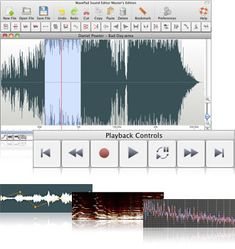 WavePad Audio Editing Software By NCH Software