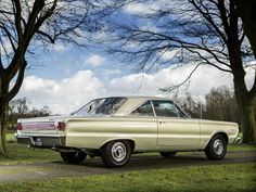 1966 Plymouth Belvedere Satellite 426 Hemi Hardtop Coupe