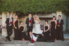 CRISTINA+JARED WEDDING » Brisbane Wedding Photographer » Mary-Jane Photography & Design