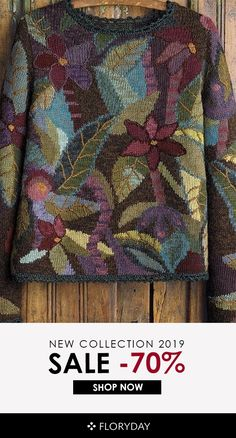 Buy Sweaters, Online Shop, Women's Fashion Sweaters for Sale Mochila Crochet, Gilet Crochet, Knit Crochet, Knitting Patterns Free, Free Knitting, Crochet Patterns, Rug Hooking Designs, Crochet Christmas Decorations, Knitting Projects