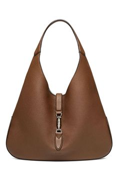Gucci leather hobo, NeimanMarcus.com Courtesy of Neiman Marcus  - TownandCountryMag.com