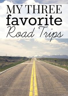 Road trips make it more affordable to travel around, and it also allows you to see a large amount of area that you particularly wouldn't see if you were simply flying from location to location.