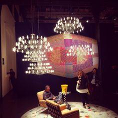 Breathtaking Mooi exhibition in Tortona Romania, Lighting Design, Pendant Lighting, My Design, Instagram Posts, Home Decor, Light Design, Decoration Home, Room Decor