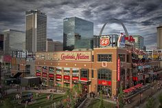 Cardinals Nation - Ballpark Village