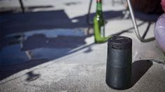 Our best performing portable Bluetooth speaker yet, enjoy 360 degrees of sound in a sophisticated and portable design. Designed for immersive sound on the go.