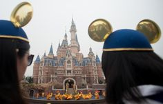Photo of Get an Inside Look at the Grand Opening of Shanghai Disneyland Disney S, Disney Magic, Disneyland Park, Serena Williams, Experiential, Grand Opening, Shanghai, Barcelona Cathedral, Photo Galleries
