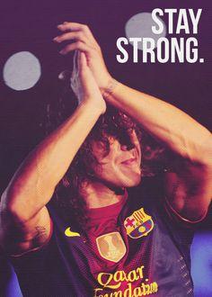 Carles Puyol, capitan FC Barcelona