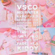 Fotografia Vsco, Vsco Hacks, Vsco Effects, Pink Filter, Best Vsco Filters, Vsco Themes, Photo Editing Vsco, Vsco Pictures, Vsco Presets