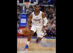 NBA: LA Clippers G Chris Paul Out 6 Weeks with Separated Shoulder