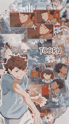 Anime Wallpaper Phone, Anime Scenery Wallpaper, Haikyuu Wallpaper, I Wallpaper, Aesthetic Iphone Wallpaper, Aesthetic Wallpapers, Oikawa Tooru, Picture Icon, Bullet Journal Themes