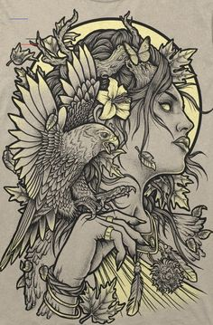 Tattoo Sketches, Drawing Sketches, Tattoo Drawings, Art Drawings, Kunst Tattoos, Bild Tattoos, Body Art Tattoos, Simbolos Tattoo, Goddess Tattoo