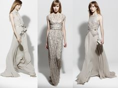 The Fashion Bastard: Runway Report: Elie Saab Cruise/Resort 2013