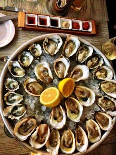 PEI Oysters