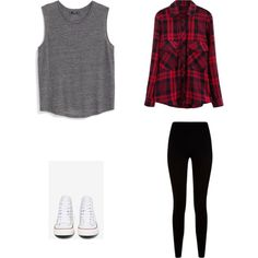 Untitled #91 by cydn on Polyvore featuring polyvore fashion style MANGO Givenchy Converse