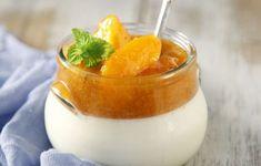 Δροσερά επιδόρπια - Γαστρονομία - Συμβουλές | γαστρονόμος Mousse, Food To Make, Panna Cotta, Cream, Cooking, Sweet, Ethnic Recipes, Creme Caramel, Kitchen