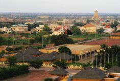 Ouagadougou, capital of Burkina Faso