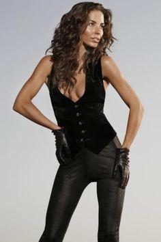 Celebrity Photos, Leather Pants, Bodysuit, Jumpsuit, Celebrities, Model, Tops, Dresses, Fashion