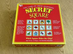 Speech Universe: Secret Square-how the game can be used in speech therapy. Speech Activities, Speech Therapy Activities, Speech Language Pathology, Speech And Language, Language Activities, Autism Learning, Therapy Ideas, Universe, Board Games