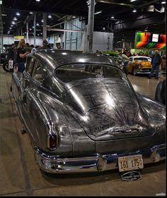 "1950 Buick ""Voodoo Draggin"" (Voodoo Kings CC) Rat Rod Cars, Rat Rods, Supercars, Candy Paint Cars, Buick Cars, Old School Cars, Us Cars, Car Painting, Automotive Design"