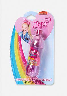 Tween Girl Beauty Products – Hair, Body, & Makeup Jojo Siwa Jojo's Juice Purple Soda Lip Balm Jojo Siwa Bows, Jojo Bows, Tween Girls, Toys For Girls, Jojo Juice, Jojo Siwa Outfits, Jojo Siwa Birthday, Kids Makeup, Baby Lips