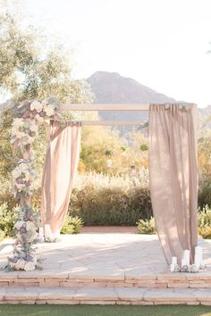 Blush Desert Wedding | Amy & Jordan Photography | Bridal Musings Wedding Blog 59