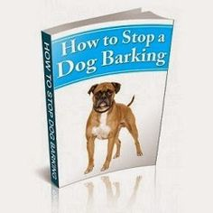 How to stop a dog barking - This week's article is for the people who live with those dogs. Are you starting to see why your dog is stressed and barking when you leave now? Why Do Dogs Bark?