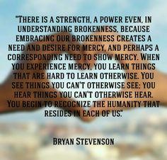 Bryan Stevenson: Author of Just Mercy