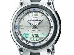 Relógio de Pulso Masculino Esportivo Anadigi - Casio AW 82D 7AVDF com as melhores condições você encontra no Magazine Ohsblu. Confira!