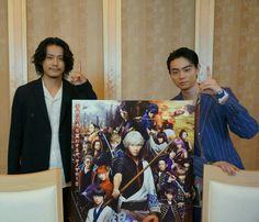 Shun Oguri, Idol, Anime, Painting, Journal, Painting Art, Cartoon Movies, Paintings, Anime Music