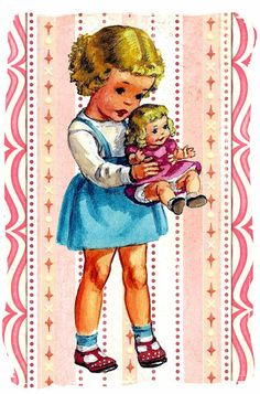 MY DOLLY & ME~little mommy